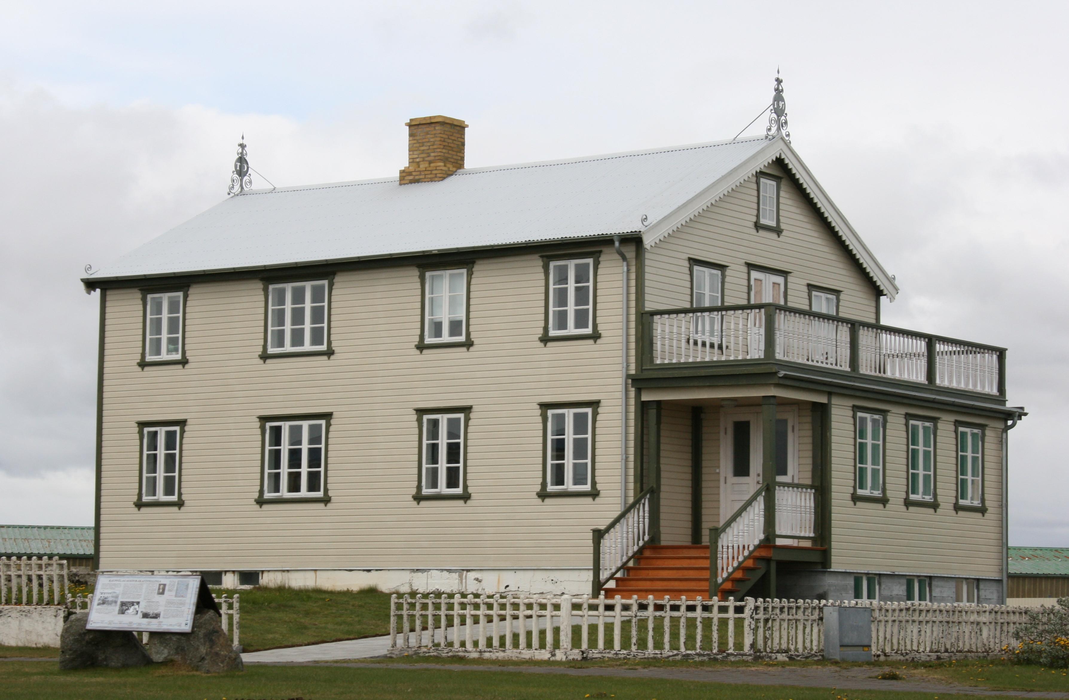 Baldur Kristjánsson - Hausmynd